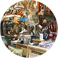 """Paris Flea Market Adventure (L'aventure de """"Les Puces de Saint-Ouen"""")"""