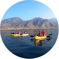 Makena Ocean Adventure Kayak Tour