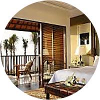 Night in our honeymoon suite