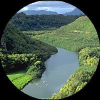 Sacred Falls Kayaking