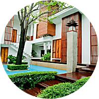 Oasis Spa Bangkok - Coconut Nourishing Package
