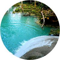 Secret Falls and Inner Tubing Adventure in Jamaica
