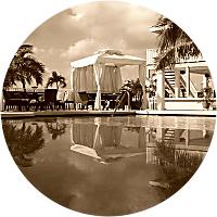 Private Cabana at Royal Palms Cayman
