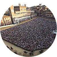 Drinks to Celebrate the Palio di Siena