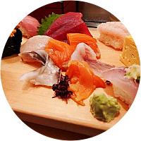 Tokyo Sushi Dinner