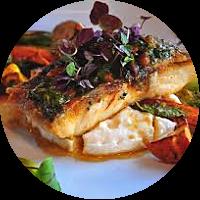 Fresh Seafood Dinner