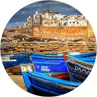 Overnight Trip to Essaouira