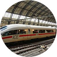 Eurorail Passes (the trains)