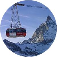 Cable Car to Matterhorn