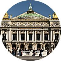Paris opera tickets