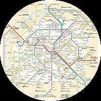 Paris Metro Rail Pass