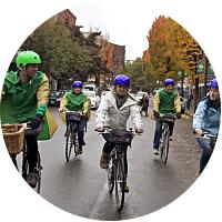 Portland Bike Tour