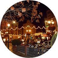 Dinner 2 in Granada