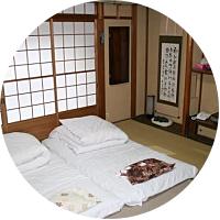 Stay at Japanese Ryokans