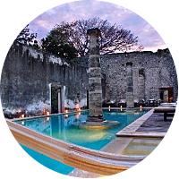 Two Nights at Hacienda Uuyamon outside Campeche
