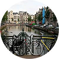 Bike Rides in Amsterdam