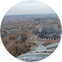 Vatican Roof Top
