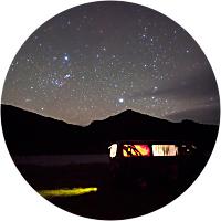 Camping around New Zealand