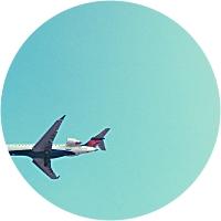 Flight to Greece