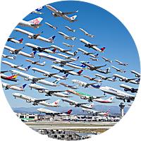 Flights, Flights, and more Flights!