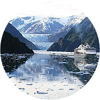 Alaskan Princess Cruise