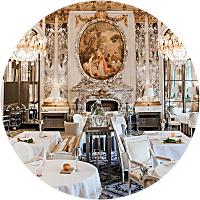 Dinner at Restaurant Alain Ducasse