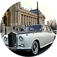 Vintage Rolls Romance