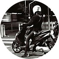 Motorbiking Across Rarotonga