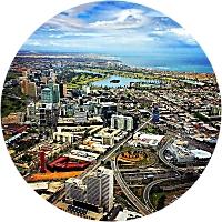 Melbourne Inside Out Tour