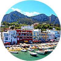 Boat Ride to Capri
