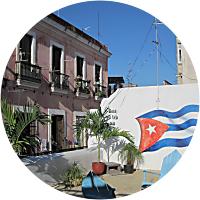 Hotel room in Old Havana