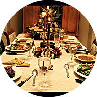 Fancy Dinners