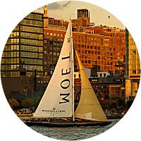 2 hour Sail Boat Trip
