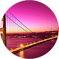 2 Round Trip Tickets DC>San Francisco