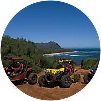 Off-Road Tour of Kauai Waterfalls - Honeymoon April 2016