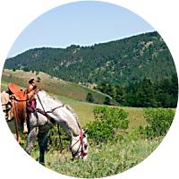 Madonna Inn Trail Ride