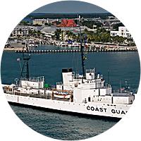 U.S. COAST GUARD CUTTER INGHAM Maritime Museum & National Historic Landmark