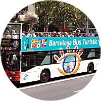 Barcelona Hop on-Hop off Bus