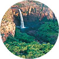 Honeymooning in the Northern Territory, Australia