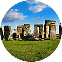Bus Tour of England - Stonehenge, Bath, & Salisbury
