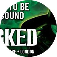 Wicked at the Apollo Victoria Theatre London