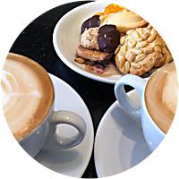Breakfasts in Positano