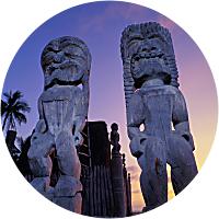 Hawaii: Pu'uhonua O Honaunau National Park