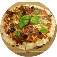 Dinner at Pizzeria Napoli
