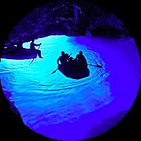Blue Cave Tour in Adriatic Sea