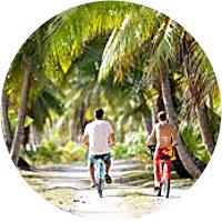 Bicycle Rental on Bora Bora