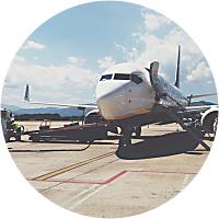 Airplane Ticket Athens-Santorini