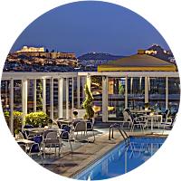 2 Nights of Hotel at Plaka, Athens
