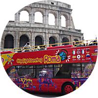 Hop on/Hop off tour of rome