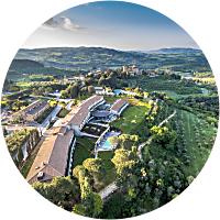 Stay Toscano Resort Castelfalfi